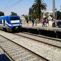 Photo taken at Metro Valparaíso - Estación Villa Alemana by Ignacio T. on 2/5/2012