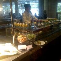 Photo taken at Kempinski Buffet hotel indonesia by akbarizky M. on 10/29/2011
