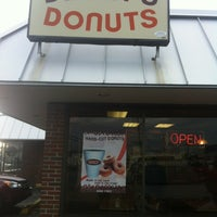 Photo taken at Demet's Donuts by Jessica H. on 11/20/2011