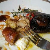 Photo taken at Franklins Restaurant by Jessie B. on 9/1/2012