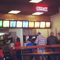 Photo taken at Mighty Taco by Jemuel D. on 5/18/2012
