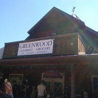 Photo taken at Greenwood Gourmet Grocery by Alana W. on 9/13/2012
