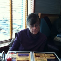 Photo taken at Dix Hills Diner by Shawn G. on 2/11/2012