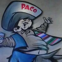 Foto tomada en Paco's Tacos por Cisco G. el 1/6/2012