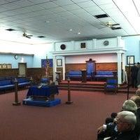 Photo taken at Warrensburg Masonic Lodge by Douglas S. on 9/20/2011