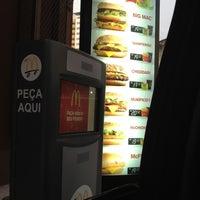 Photo taken at McDonald's by Ana Paula W. on 1/8/2012
