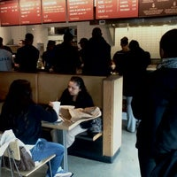 Photo taken at Chipotle Mexican Grill by Nicholas M. on 1/26/2012