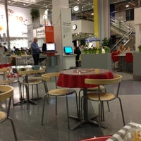 Photo taken at IKEA Restaurant by Pavel on 6/22/2012