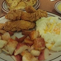 Photo taken at Denny's by Kim M. on 2/26/2012
