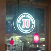 Photo taken at Jimmy John's by Jeffrey R. on 10/19/2011