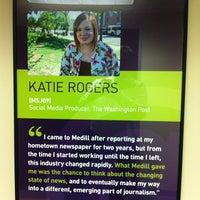 Photo taken at Medill Newsroom by Craig N. on 3/26/2012
