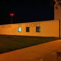 Photo taken at Eldoret International Airport by Henry Y. on 5/28/2012