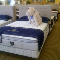 Photo taken at Mattress King by Travis P. on 10/23/2011
