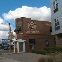 Photo taken at Sun Studio by Katie B. on 10/28/2011