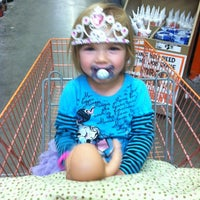 Photo taken at The Home Depot by Kelly C. on 3/12/2012