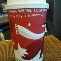 Photo taken at Starbucks by The Joy Writer J. on 12/15/2011