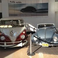 Photo taken at Langan Volkswagen of Vernon by Dustin D. on 12/8/2011