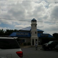 Photo taken at Shoreline Seafood by Latori F. on 6/17/2012