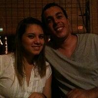 Photo taken at Atobá - Pizza & Bar by Danilo P. on 1/16/2012