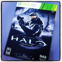 Photo taken at GameStop by mikey y. on 11/15/2011