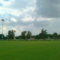 Photo taken at Buffalo Creek Soccer Fields by Rob M. on 7/18/2011