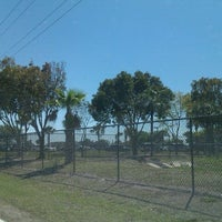 Photo taken at Diplomat Middle School by Lisa K. on 4/1/2011