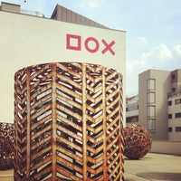 Photo taken at DOX Centre for Contemporary Art by Hakume E. on 8/22/2012