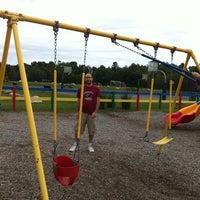Photo taken at Thomas J Boyce Park by Tasha C. on 9/11/2011