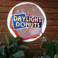Photo taken at Daylight Donuts by Wayne J. on 1/23/2012