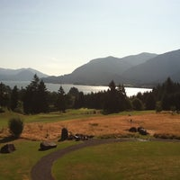 Photo taken at Skamania Lodge by allison l. on 8/5/2011