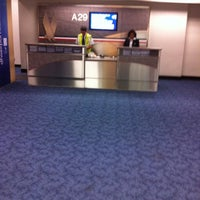 Photo taken at Gate A29 by Michael S. on 8/2/2011