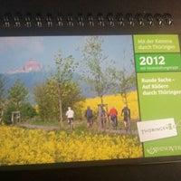 Das Foto wurde bei Tourist Information Thüringen von Heike S. am 2/21/2012 aufgenommen