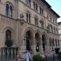 Photo taken at Piazza Giacomo Matteotti by ik0mmi a. on 7/2/2012