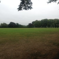 Photo taken at Alexandra Recreation Ground by Brian O. on 9/3/2012