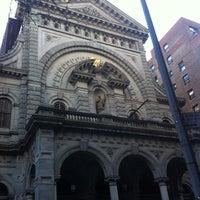 Photo taken at St. Francis Xavier Catholic Church by Valentina A. on 2/28/2012
