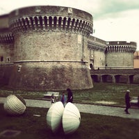 Photo taken at Rocca Roveresca by Stefano on 4/22/2012