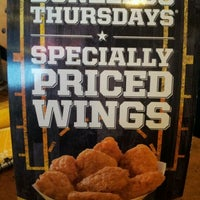 Photo taken at Buffalo Wild Wings by Anthony B. on 4/11/2012