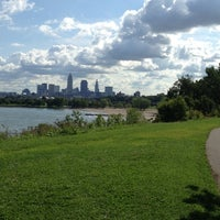 Photo taken at Edgewater Park by Paul P. on 8/18/2012