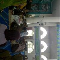 Photo taken at Masjid Raya Arafah by Teguh M. on 9/9/2011
