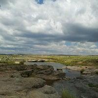 Photo taken at Vado Area Trinidad - Parque Nacional Quebrada del Condorito by Nacho on 1/29/2012