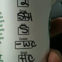 Photo taken at Starbucks by Brent Z. on 3/19/2011