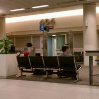 Photo taken at Gate 404 by Gary H. on 10/28/2011