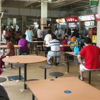 Photo taken at Old Airport Road Market & Food Centre by Tsu M. on 3/2/2012
