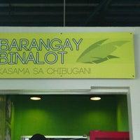 Photo taken at Barangay Binalot by Luigi O. on 7/7/2011