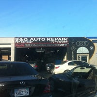 Photo taken at S & G Auto Repair by Duzvdo M. on 1/4/2012