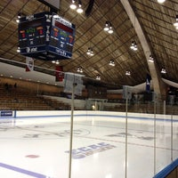 Photo taken at David S. Ingalls Rink by Mark on 11/4/2011