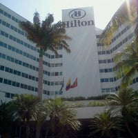 Photo taken at Hilton Cartagena by Danny V. on 3/7/2012