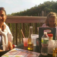 Photo taken at Vito's on the Beach by Mike C. on 7/16/2011