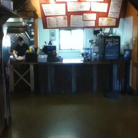 Photo taken at Burger Claim by Mark Y. on 7/22/2011