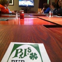 Photo taken at PJ's Pub & Grill by Dex on 3/8/2012